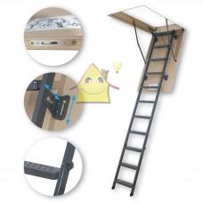 Металлическая чердачная лестница 60*120 LMS